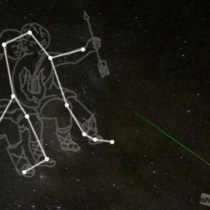 今年最後の満月とふたご座流星群 (♪ 月の光 )