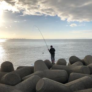 日の出渡船5番に釣り