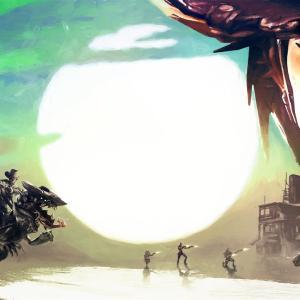 ボーダーランズ3 その4 DLC3荒野のヴォルト・ハンター