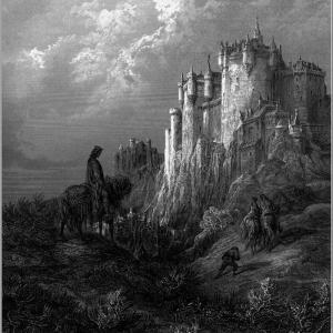 アーサー王の都キャメロット