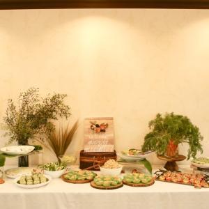 サスティナで抹茶イベント