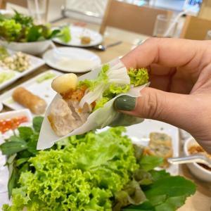 ブンカーン観光⑤ ウドンタニーで食べる絶品ベトナム料理