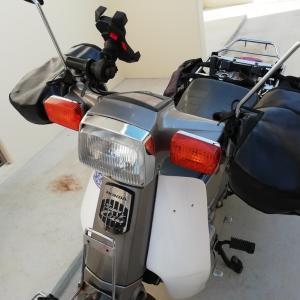 【防寒対策】冬でもバイクに乗るライダーにおすすめ!手の防寒に最適なハンドルカバー レビュー【バイク用品】