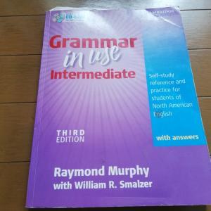 English Grammar in Use(マーフィーのケンブリッジ英文法)とは?英文法がスラスラと学べるよ