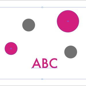 Illustrator(イラストレーター)で共通オブジェクトをまとめて選択する方法!!作業効率アップ!!
