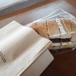 大好きお薦め♡あんバターパン【onion】