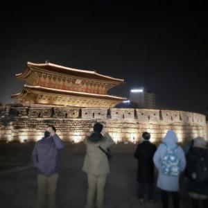 旧正月ブラブラの続き『夜の東大門』
