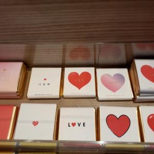 アートボックスのチョコが可愛すぎる