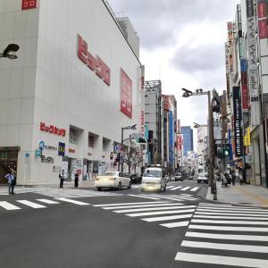 昨日の『新宿』と『マスク』と『映え』レポ