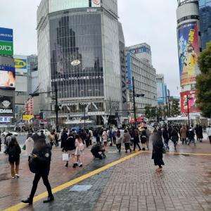 首都圏2度目の緊急事態宣言中だけど…の、渋谷