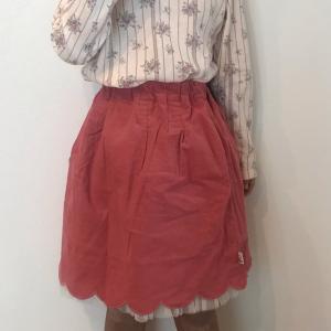 【8107】キムラタンの優待で注文した洋服を娘が着てみたよ♪