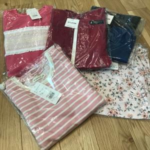 【8107】キムラタン優待で注文した子供服が届きました♪
