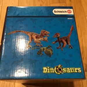【9267】Genky DrugStores優待で選んだ恐竜が届きました♪