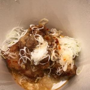 【9861】吉野家優待利用♬店舗限定の油淋鶏丼!とうもろこし狩り。