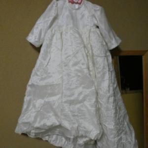 ウェディングドレス リメイク no.55 セレモニードレスベース完成