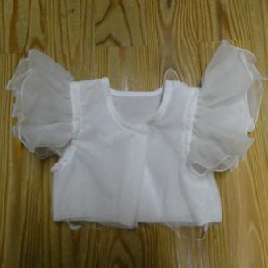 Wドレスリメイク→100サイズ ジャンパースカート (R57)
