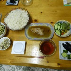 本日の食事(2週間まとめ)
