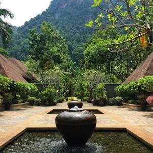 イポー❷The Banjaran Hotsprings Retreat