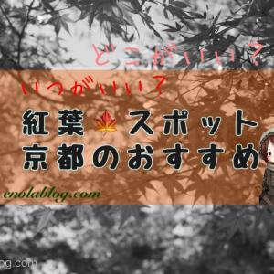 【京都】北野天満宮 紅葉 もみじ苑