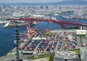 1868年7月15日は、「大阪港開港記念日」