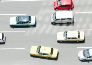 1984年8月5日、「タクシーの日」制定記念日