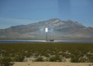 1981年8月6日、「太陽熱発電の日」