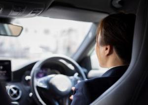 1917年9月27日、「女性ドライバ―誕生の日」