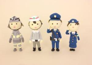 1946年4月27日は、「女性警官の日」
