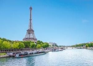 1889年5月6日は、エッフェル塔の建造記念日