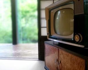 1953年8月28日、「民法テレビスタートの日」