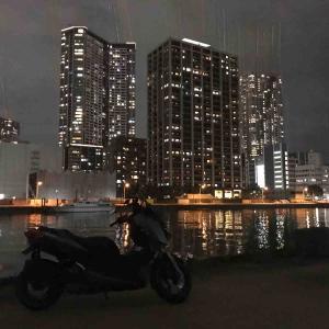 ぷらっとナイトラン(豊海水産埠頭)