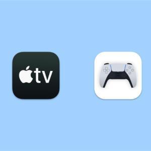 PS4&PS5のApple TVアプリの使い方と所感。現時点では使いにくく改善の余地あり