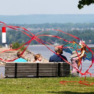 カナダの夏【楽しい週末の過ごし方】近場の公園・ビーチに出かけよう!