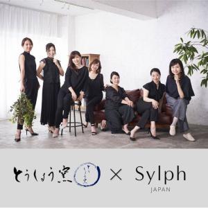 とうしょう窯×Sylph JAPANコラボプロジェクト始動!