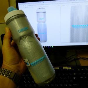 新しい 保冷ボトル!キャメルバック ポディウムアイス