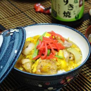 今半 すき焼き割下 de 親子丼【かなぢゃん食堂】【割下料理大会Part1】