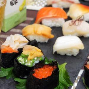 だしまろ酢 de  握り寿司パーティー!!【かなぢゃん食堂】【創味食品】【Part1】