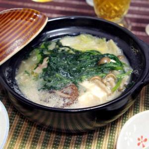 発酵だし とろける豆乳鍋つゆ de 鶏豆乳鍋!!【かなぢゃん食堂】【Part2】