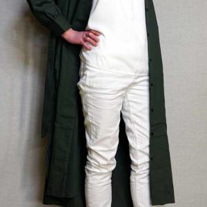 春のファッション簡単着回し術【Part4】【ウエストベルト付 2WAYシャツガウン】【ニッセン】