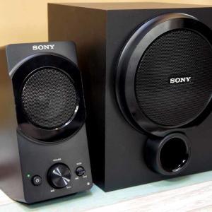 SONY アクティブ スピーカーシステム SRS-D5【オーディオ】【おうち時間】