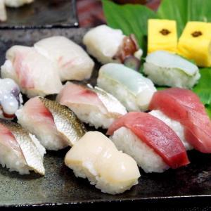 カマスのお刺身 de おうち握り寿司【かなぢゃん食堂】