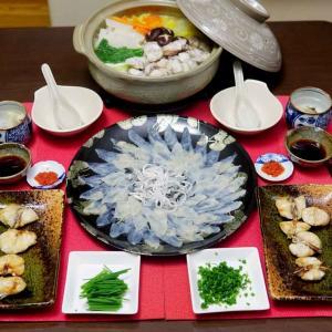豪華ふぐ料理セット【エクセレントフーズ】【おうち時間】
