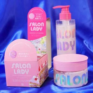 SALON LADY(サロンレディ) クレンジングクレイシャンプー/密着ツヤぷるクレイヘアマスク