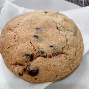 クッキーと拗ねる。
