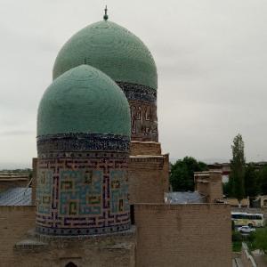 ウズベキスタン旅行ーどうしてユーはウズベキスタンへ?