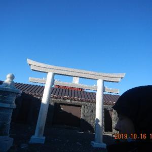 2019年10月16日 富士山富士宮口歩き168