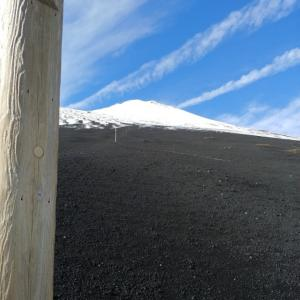 富士山太郎坊洞門から次郎坊二ツ塚の散策