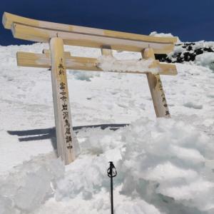 5月10日 富士山富士宮口歩236PT