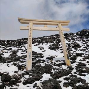 6月15日 富士山富士宮口歩259PT