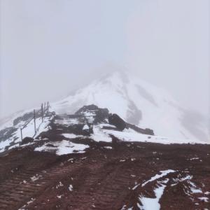6月17日 富士山富士宮口歩261PT